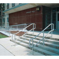 Pipe/Pipe Picket Railing image