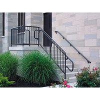 Pipe/Pipe Picket Railing Gallery image