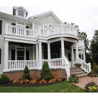 Vinyl Structural Porch Columns image