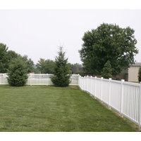 Baron Vinyl Yard Fences image