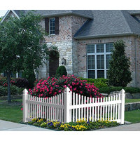 Accent Corner Fences image