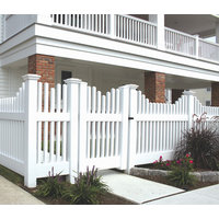 New England Picket Fence image