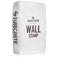 Concrete Wall Stamp Thick Build Overlay image