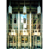 Tuck Glazed Curtain Wall image