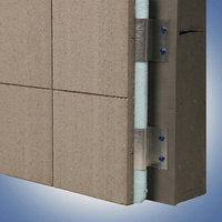 WallGUARD® Concrete Faced Insulated Perimeter Wall Panels image