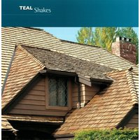 Red Cedar Roofing and Sidewall Shakes image