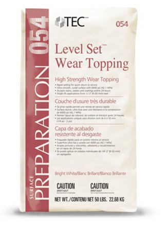 Wear Topping