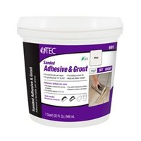 Adhesive & Grout (Sanded) image