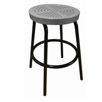Perforated Bar Stool image