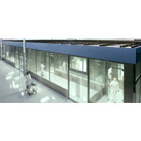 All-Steel Biopharmaceutical Modular Cleanrooms image