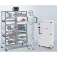 Desiccators - Nitrogen-Purged Low-Humidity Storage Systems image