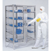 Laboratory Storage Cabinets and Shelving image