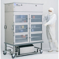 Stainless Steel and Advanced-Polymer Carts for Critical Environments image