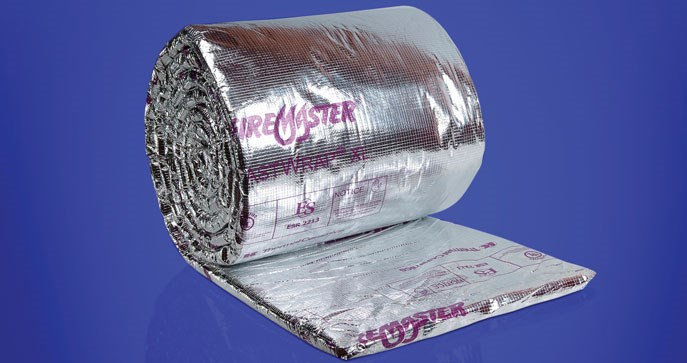 Thermal Ceramics Fire Rated Duct Wrap