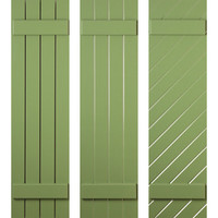 Board & Batten Shutters image