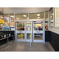 Overhead Concealed Swing Door (High and Low Energy) image