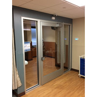 Manual Swing Doors, One or Two Panel Design Door image