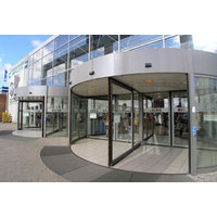 Folding and Revolving Doors image