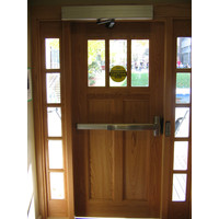Swing Door Operator Side Load Design (High and Low Energy) image