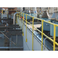 KwikRail - Modular Safety Guard Rail System - BLUEWATER image