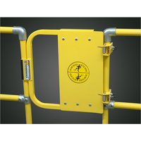 GuardDog Self-Closing Safety Gate - BLUEWATER image