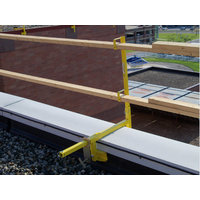 VersaClamp - Parapet Safety Guardrail Systems - BLUEWATER image
