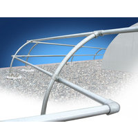 Architectural Series Roof Guardrail Systems - BLUEWATER image