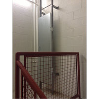 Ladder Guard - Industrial Ladder Security Door System - BLUEWATER image