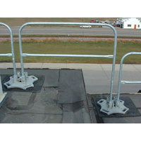 SafetyRail Leveling StepRail - BLUEWATER image