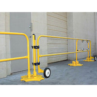 Sliding Gates for Guardrails - BLUEWATER image