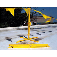 KwikStand - Portable Safety Warning Line System - BLUEWATER image