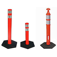 Super Heavy Duty Posts & Bases (Traffic Delineators)       image