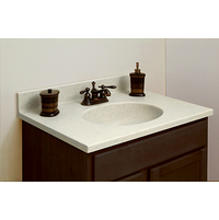 Solid Surface Vanity Tops image