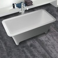 Freestanding Bathtub in White image