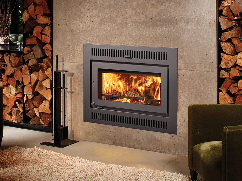Manufactured Wood Fireplace