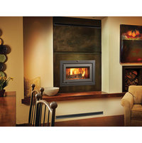 Manufactured Wood Fireplace image