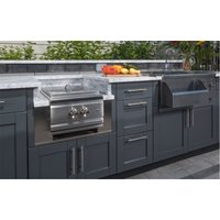 Outdoor Cabinetry Finishes image