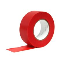 7 Mil Red Polyethylene Tape - Multi-Surface Tape image
