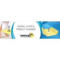 Triton PS PreSloped Shower Board image