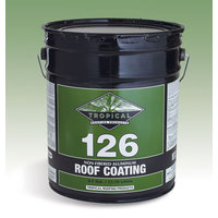 Non-Fibered Aluminum Roof Coating image