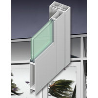 ForceFront Storm™ Medium Stile Entrance image