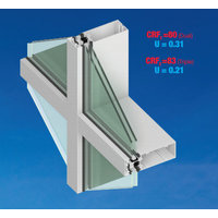 High Performance Thermal Curtain Wall image