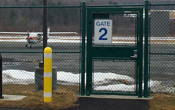 Tymetal corp security gates and fencing