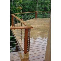 Wood Decks and Wood Applications image