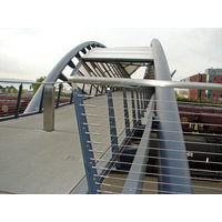 Swageless cable railing hardware - Require no swaging image
