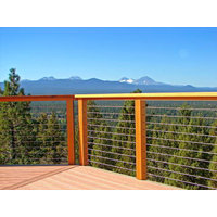 Deck Cable Railing Photo Gallery image
