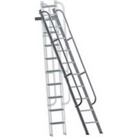 Folding Hatch Access Ladder image
