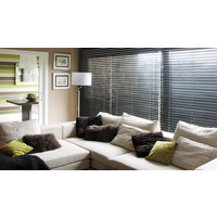 VERTILUX Ltd. image | Horizontal Wood Blinds