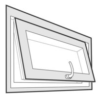 Awning Windows image