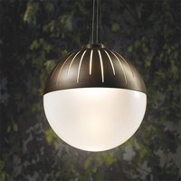 LED Globe Style Outdoor Pendant Lighting image